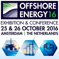Deelname Offshore Energy'16
