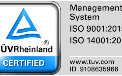 Hetraco B.V. achieved new ISO-9001: 2015 standard!
