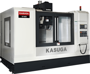 Extension machine park with Kasuga milling machine