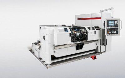 Nieuwe 100-Tons draadwals machine!