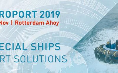 Bezoek ons op Europort 2019