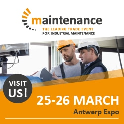 Visit us at Maintenance 2020 Antwerpen