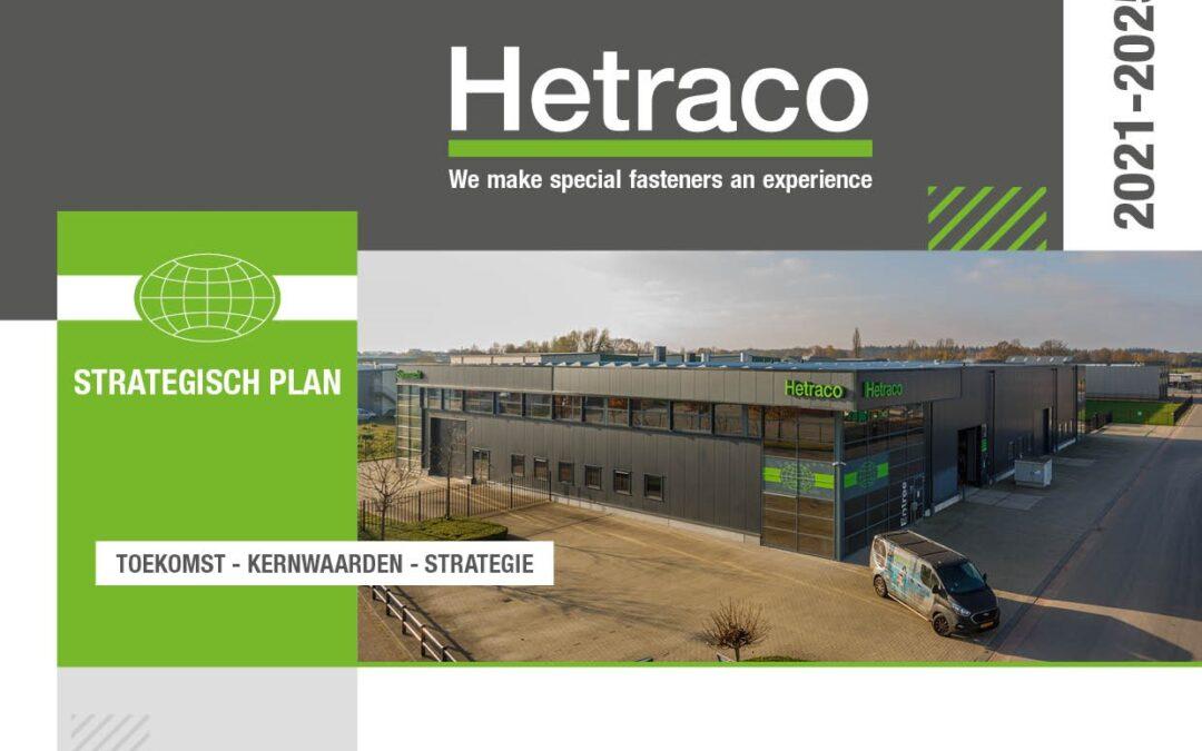 Hetraco wijzigt directie en presenteert nieuw strategisch plan.